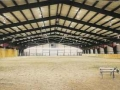 Enclosed Riding Arena 120x250