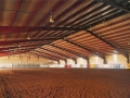 Enclosed Riding Arena 150x300