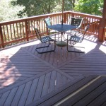 Services offered by VC LLC - Custom TREX Decks, wood decks, basic to complex decking designs