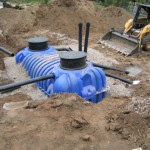 New Septic Tank installation services, new, retrofit, concrete, PVC