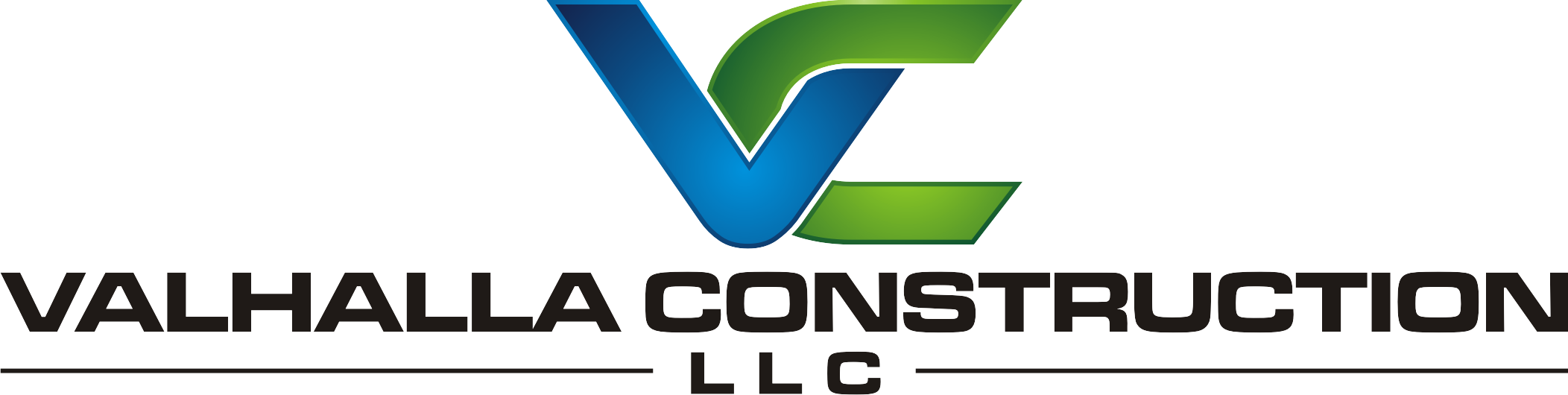 Valhalla Construction LLC Logo
